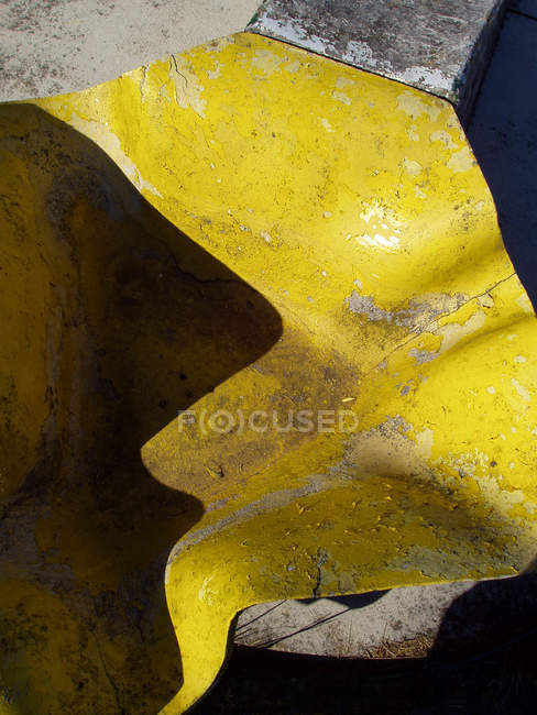Abstract yellow brown pattern — Stock Photo