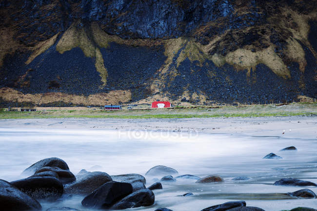 Scenic view of in Norway — Stock Photo