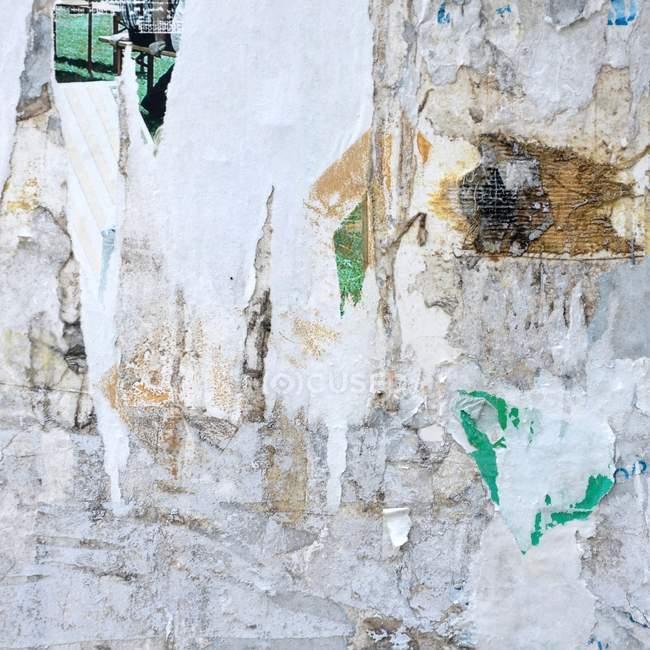 Заброшенное здание стены структуры поверхности — стоковое фото