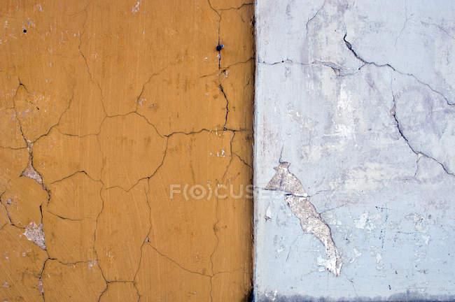 Возрасте от строительства стены структуры — стоковое фото
