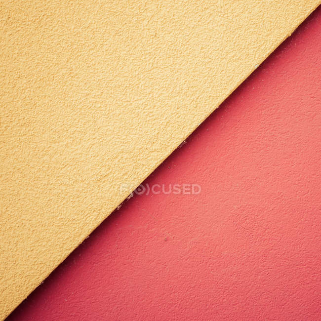 Close-up view of dual colorful design — Stock Photo