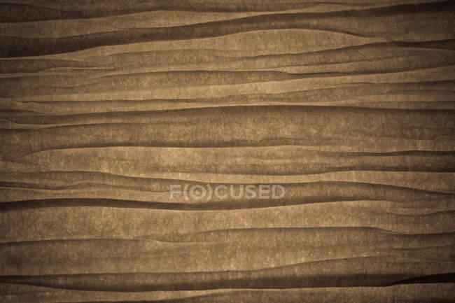 Тонкая бумага коричневая структура — стоковое фото