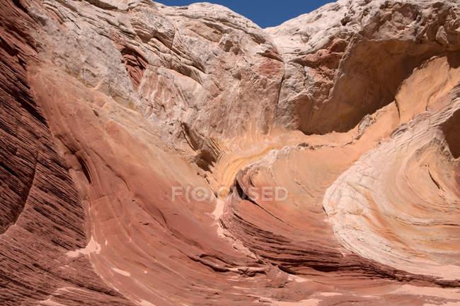 Vista panorâmica da paisagem da Serra bonita — Fotografia de Stock