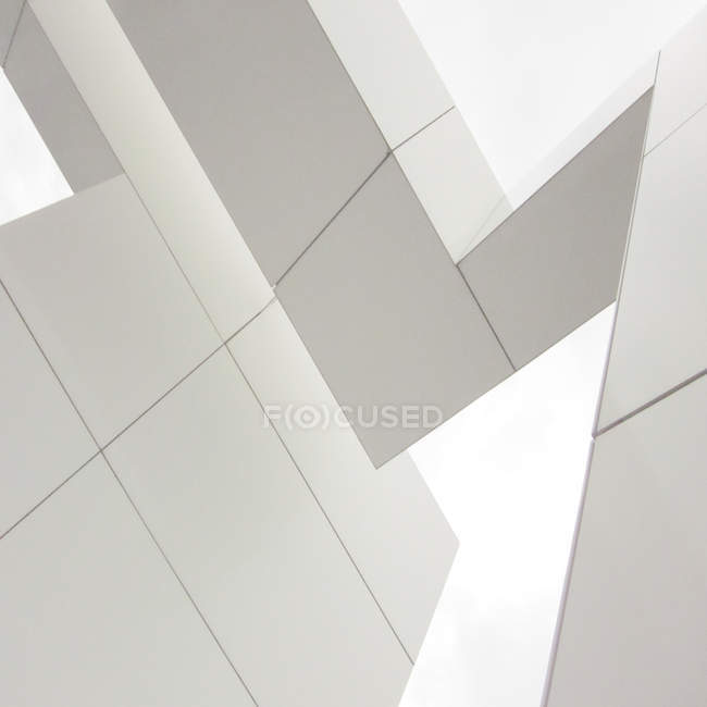 Close-up view of built structure — Stock Photo