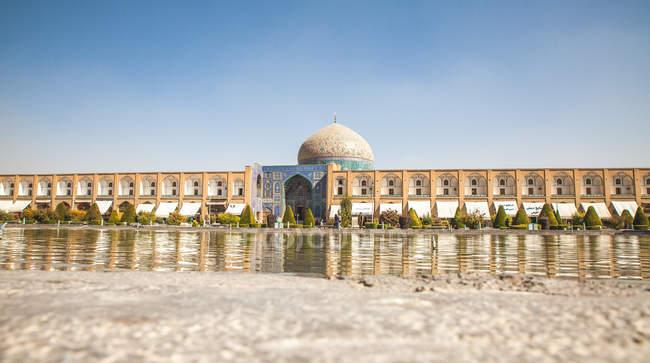 Иран Старый город Исфахан — стоковое фото
