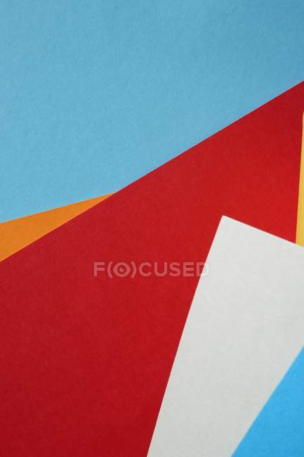 Colorful bright abstract painted surface of wall — Stock Photo