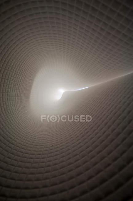 Абстрактные геометрические структуры и свет — стоковое фото