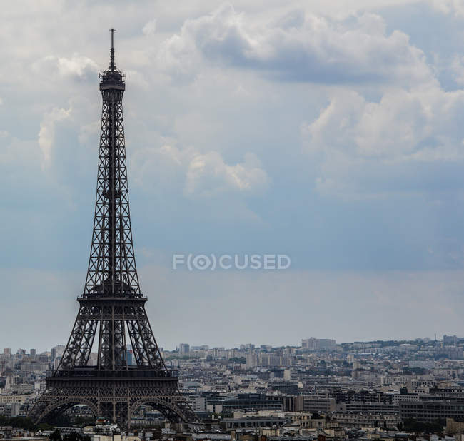Cityscape of Paris, France — Stock Photo