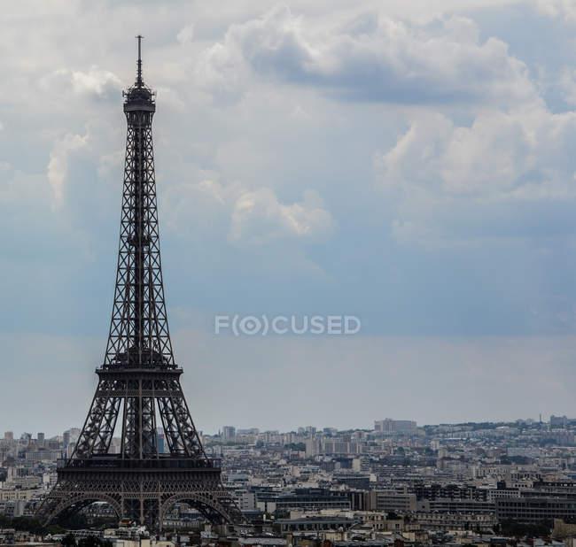 Paesaggio urbano di Parigi, Francia — Foto stock