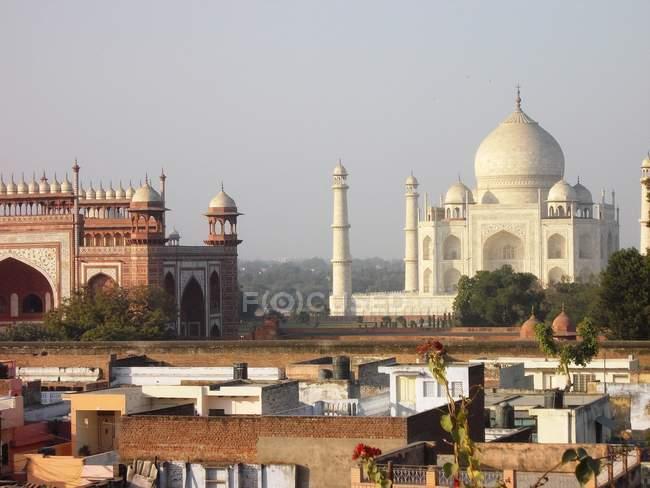 Taj Mahal Palace en Inde — Photo de stock
