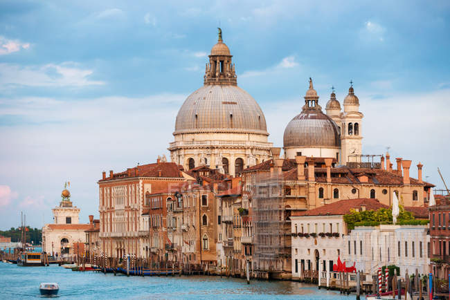 Basilica Santa Maria in Venice — Stock Photo