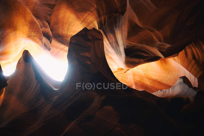 Antelope Canyon, Arizona — Stock Photo