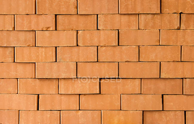Close-up view of brick wall — Stock Photo