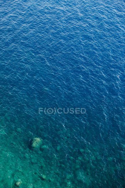 Sea water surface — Stock Photo