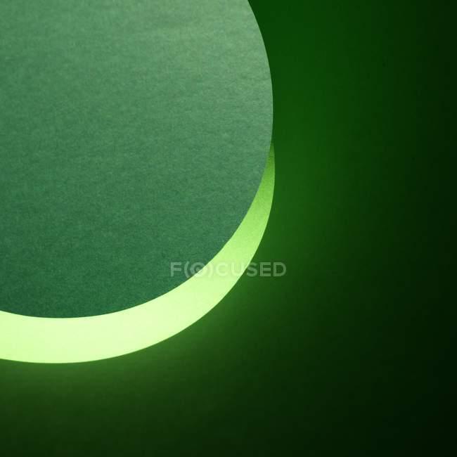 Абстрактная структура, зеленый тона фон — стоковое фото