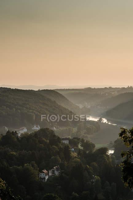 Ельба Пісковик гори — стокове фото