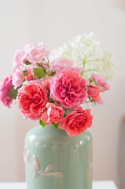 Bright pink flowers — Stock Photo