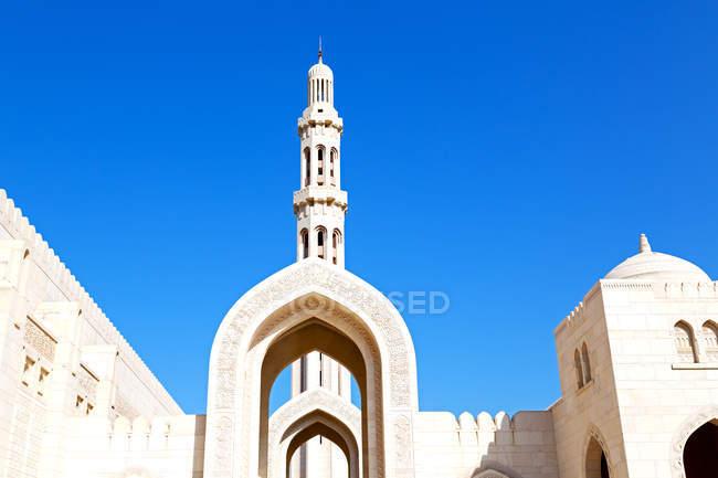 Oman Muscat der alten Moschee — Stockfoto