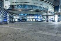 Stadtbild von Beijing Gebäude Eingang — Stockfoto