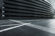 Cropped view of downtown architecture of Beijing, China — Stock Photo