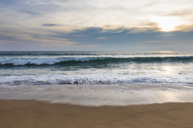 Scenic view of beach in Thailand — Stock Photo