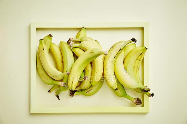 Свіжі стиглі банани — стокове фото