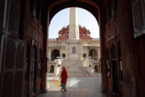 Temple in  Ajmer (India. Rajasthan state) — Stock Photo