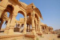 Красивий історичний Багх Бада в грудні — стокове фото