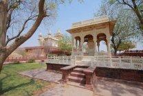Temple in Mehrangarh Fort — Stock Photo