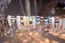 Bracciali fatti a mano in Grashoek — Foto stock