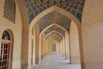 Nasir al-Mulk mosque, Shiraz, Iran — Stock Photo