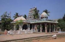 Bellissimo stato del Tamilnadu, Mamallapuram, India — Foto stock