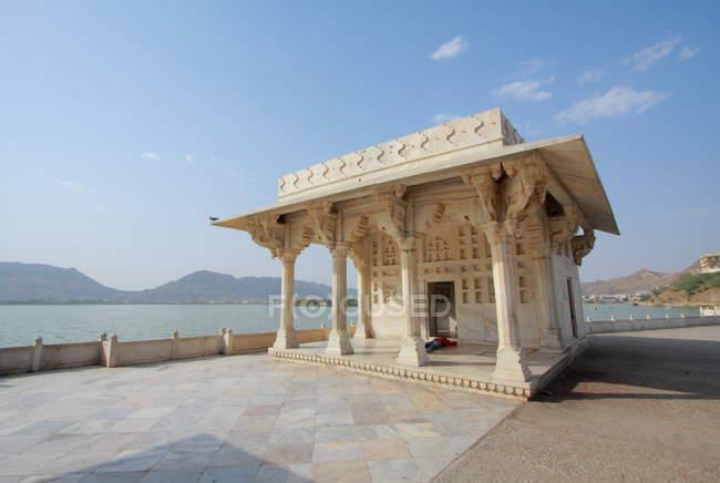 Tempel in ajmer (Indien). rajasthanischer Staat) — Stockfoto
