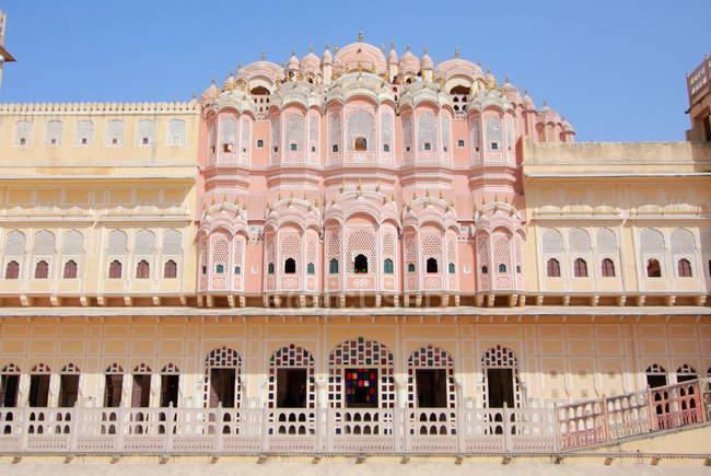 Hawa Mahal of Jaipur — Stock Photo
