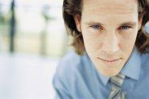 Giovane uomo d'affari — Foto stock