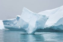 Iceberg along the Antarctic Peninsula. — Stock Photo