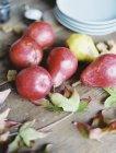 Cucina abitabile da tavolo — Foto stock