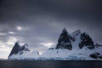 Антарктичного півострова, Антарктида — стокове фото