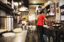 Ramen noodle shop. — Photo de stock