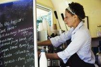 Café mobile . — Photo de stock