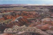 Пэйнтид-Дезерт скал — стоковое фото