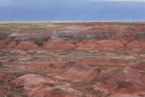 Formations rocheuses Painted Desert — Photo de stock