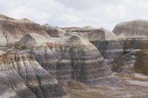 Blick auf bemalte Wüste — Stockfoto