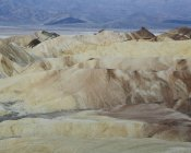 Zabriskie Point all'alba — Foto stock