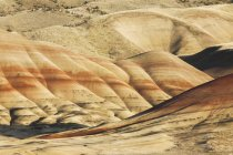 Painted Hills, landscape — Stock Photo