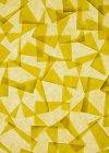 Muster überlappender Papierstücke — Stockfoto
