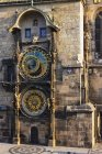 Old town hall clock, Prague, Czech Republic — Stock Photo