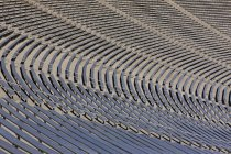 Full frame of sport stadium bleachers in Dallas, Texas, USA — Stock Photo