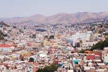 Ciudad Colonial de Guanajuato en México, América Central - foto de stock