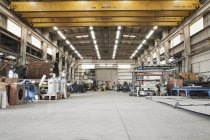 Обладнання в машинної майстерні в Сіетлі, штат Вашингтон, США — стокове фото